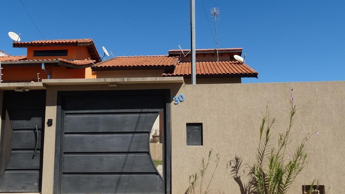 casa - padrão, para venda em paraisópolis/mg - imob44