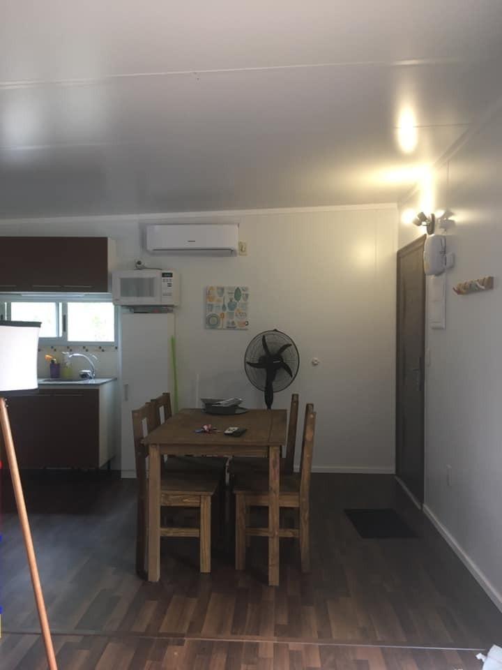 casa para 4, 1 dormitorio en punta negra, 10 min de piria.