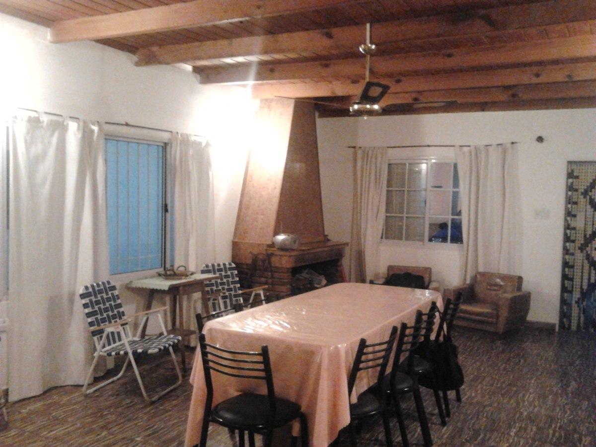 casa para 8 personas a 100 mts de la playa
