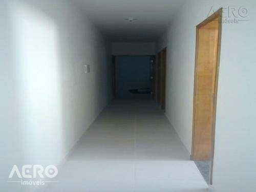 casa para alugar, 116 m² por r$ 1.200,00/mês - jardim vânia maria - bauru/sp - ca1350