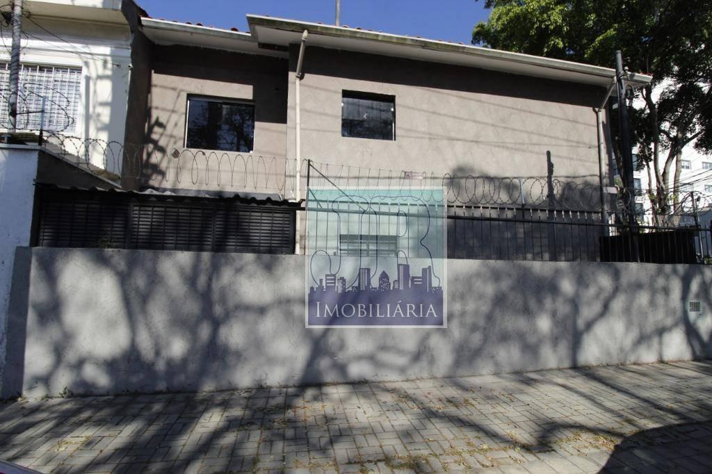 casa para alugar, 120 m² por r$ 3.800/mês - campo belo - são paulo/sp - ca0170