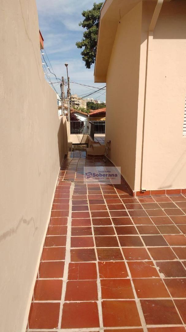 casa para alugar, 150 m² por r$ 1.500,00/mês - chácara da barra - campinas/sp - ca1689