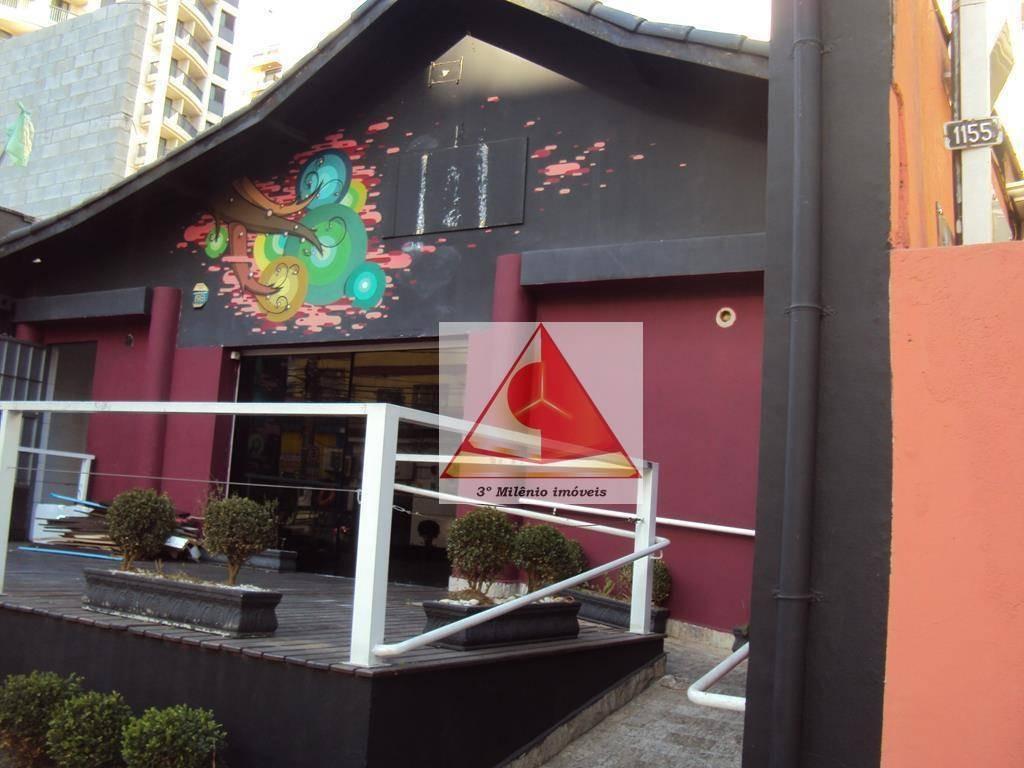 casa para alugar, 160 m² por r$ 9.000/mês - moema - são paulo/sp - ca0455