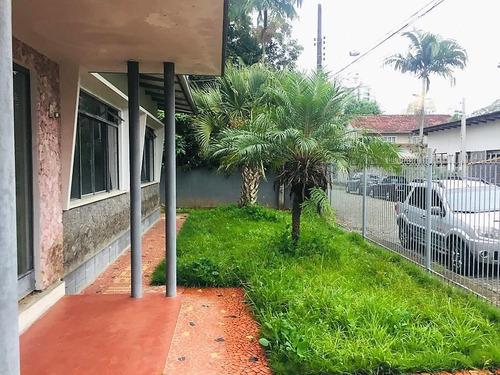 casa para alugar, 200 m² por r$ 3.000,00/mês - garcia - blumenau/sc - ca1051