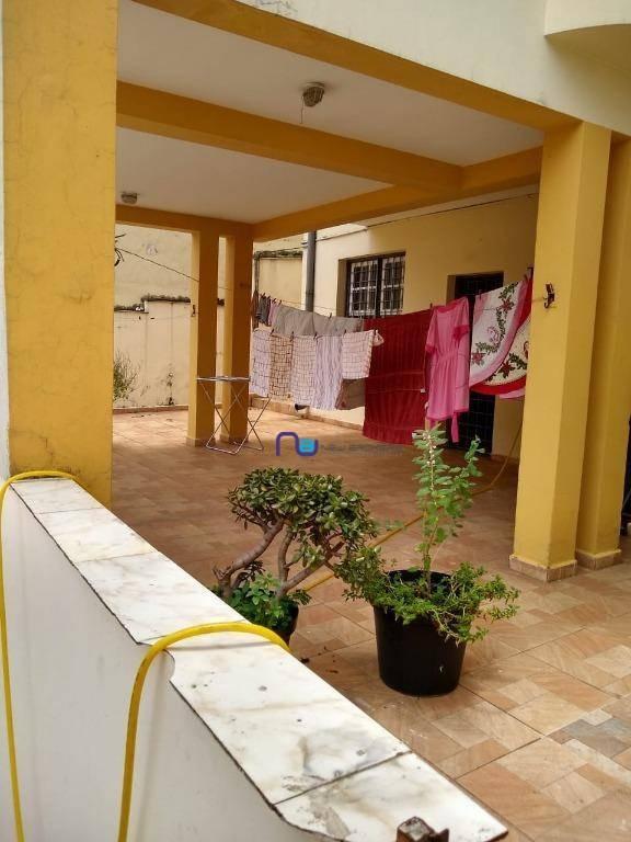 casa para alugar, 200 m² por r$ 7.000,00/mês - penha de frança - são paulo/sp - ca0458