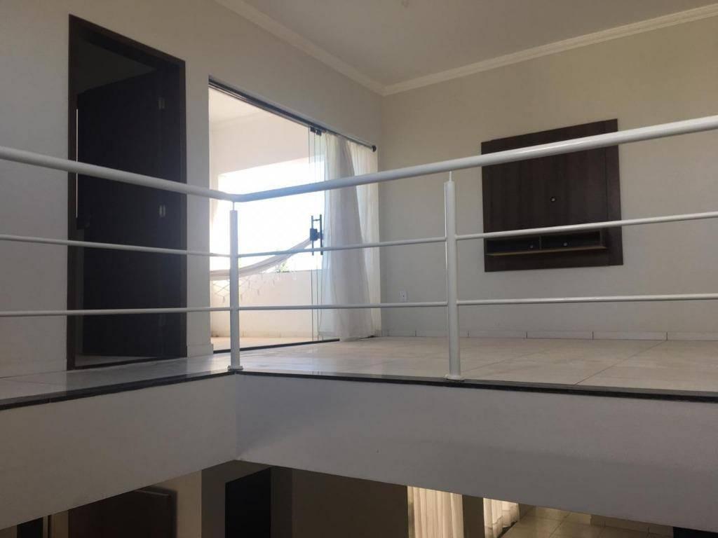 casa para alugar, 243 m² por r$ 4.000,00/mês - condomínio metropolitan park - paulínia/sp - ca1385