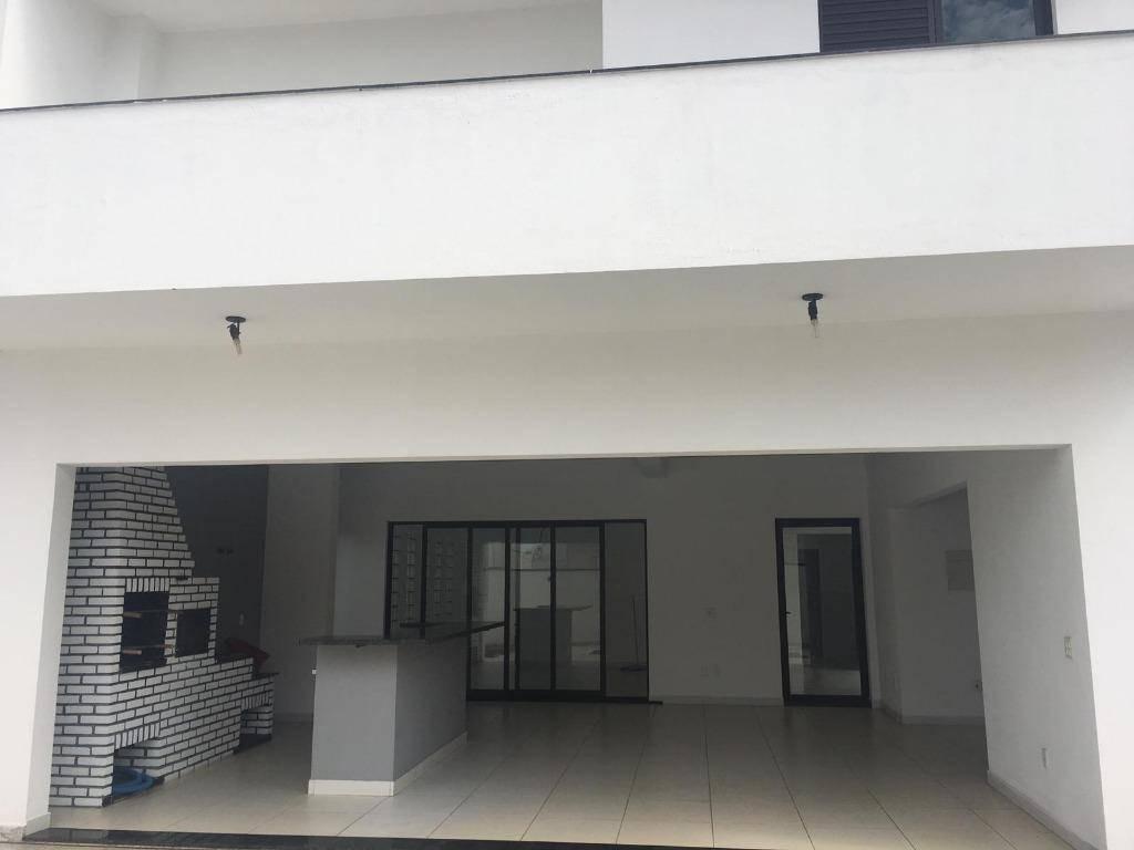 casa para alugar, 250 m² por r$ 5.000,00/mês - condomínio metropolitan park - paulínia/sp - ca1384