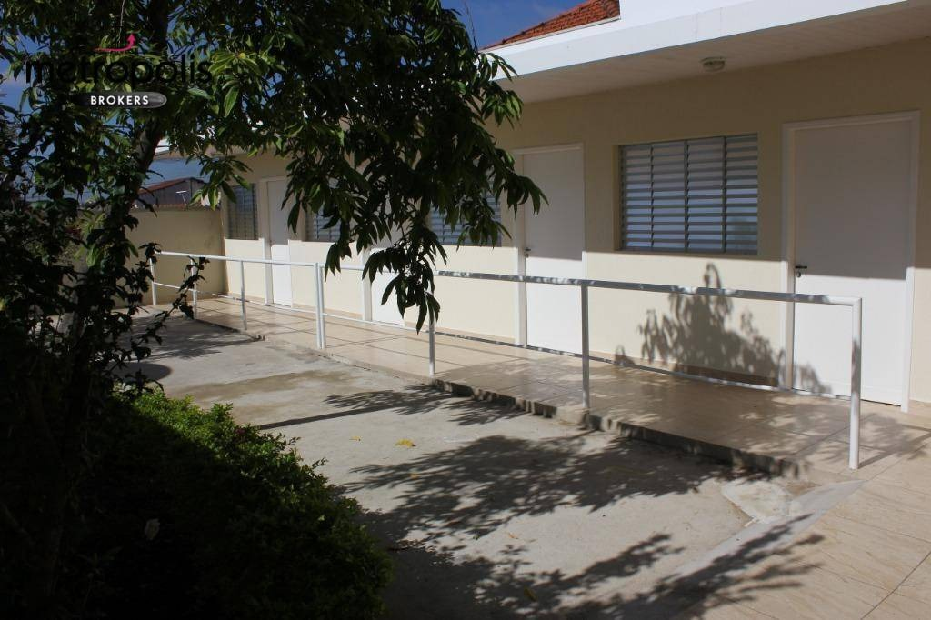 casa para alugar, 260 m² por r$ 9.000,00/mês - osvaldo cruz - são caetano do sul/sp - ca0221