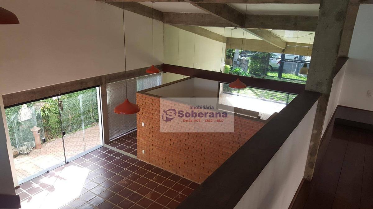 casa para alugar, 340 m² - nova campinas - campinas/sp - ca3428