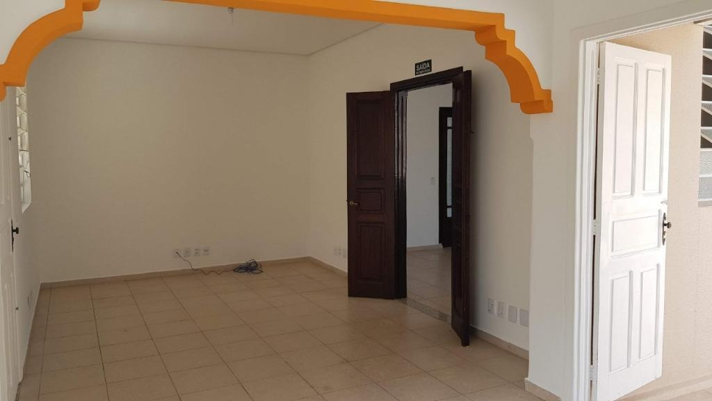 casa para alugar, 390 m² por r$ 13.000,00/mês - centro - vinhedo/sp - ca3576