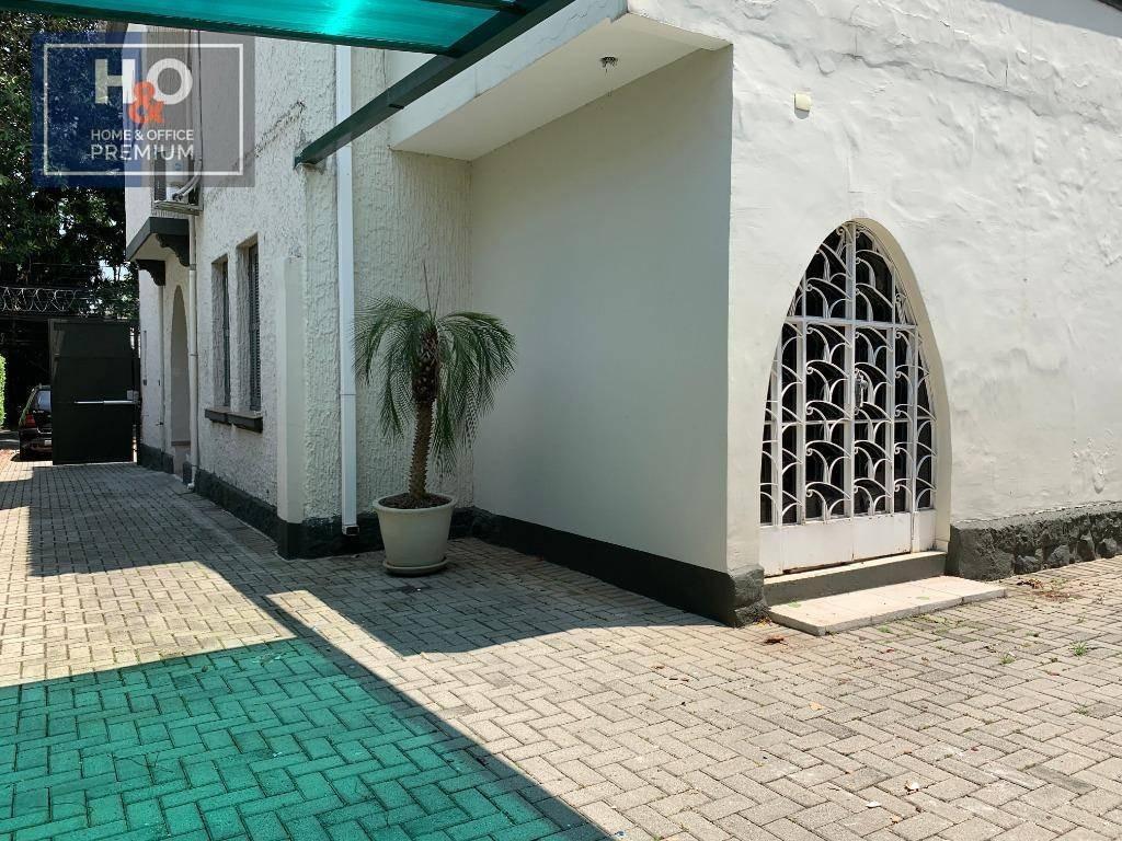 casa para alugar, 400 m² por r$ 22.000,00/mês - jardim paulista - são paulo/sp - ca0046