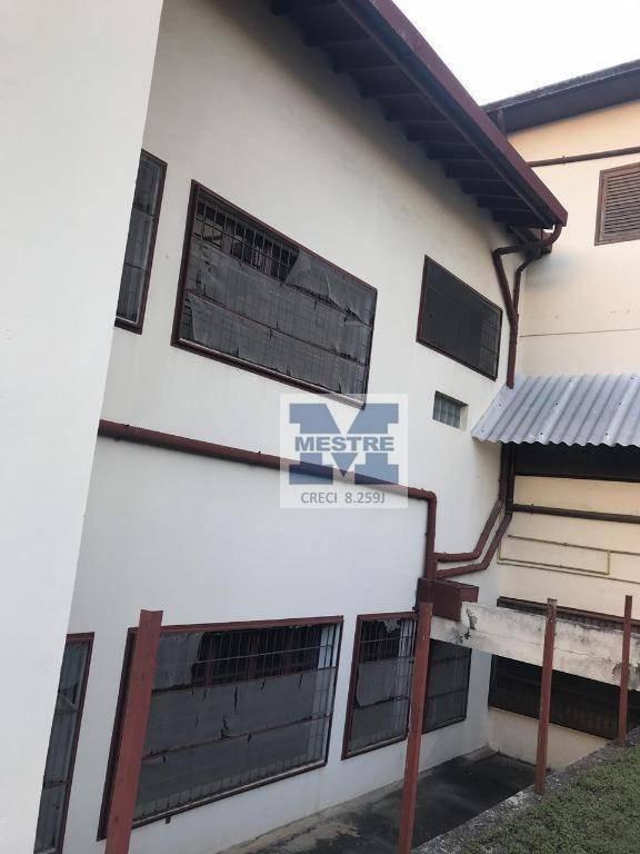 casa para alugar, 400 m² por r$ 23.000,00/mês - vila milton - guarulhos/sp - ca0384