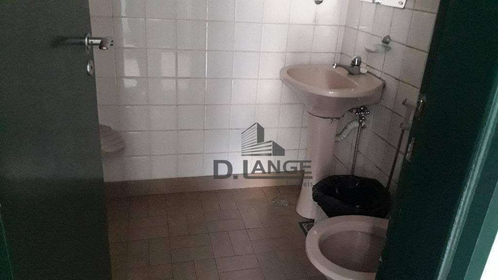 casa para alugar, 419 m² por r$ 7.000/mês - taquaral - campinas/sp - ca11889