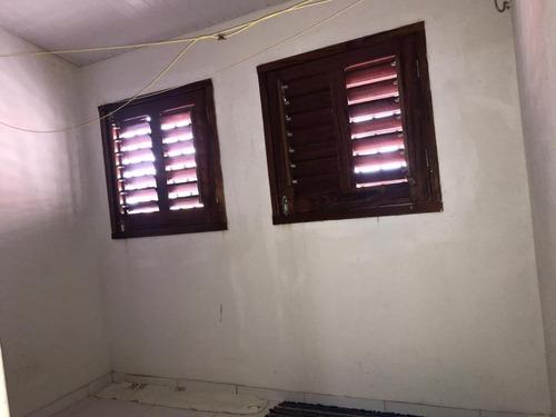 casa para alugar, 54 m² por r$ 550,00/mês - messejana - fortaleza/ce - ca1458