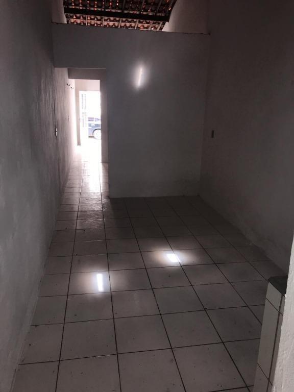 casa para alugar, 70 m² por r$ 450,00/mês - tauape - fortaleza/ce - ca1348