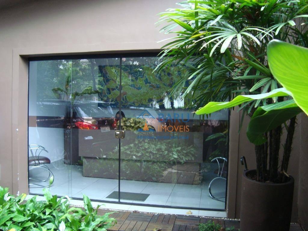 casa para alugar, 750 m² por r$ 30.000/mês - jardim américa - são paulo/sp - ca10618