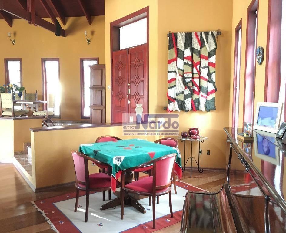 casa para alugar em bragança paulista, condomínio residencial jardim das palmeiras - ca0260