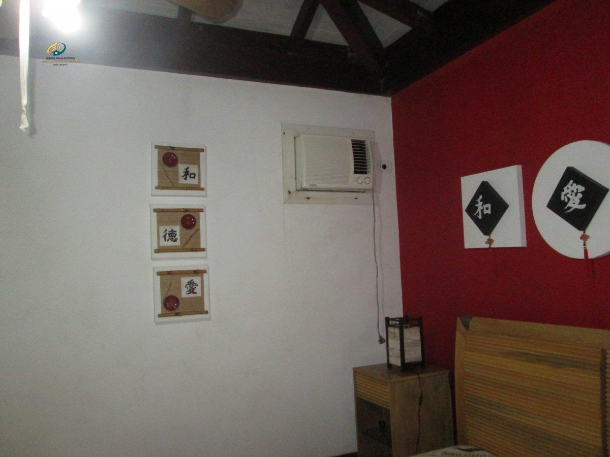casa para alugar no bairro iporanga em guarujá - sp.  - enl07-3