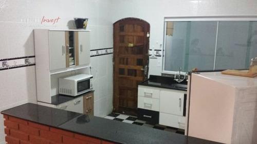 casa para alugar no bairro jardim marcia em peruíbe - sp.  - 368-3