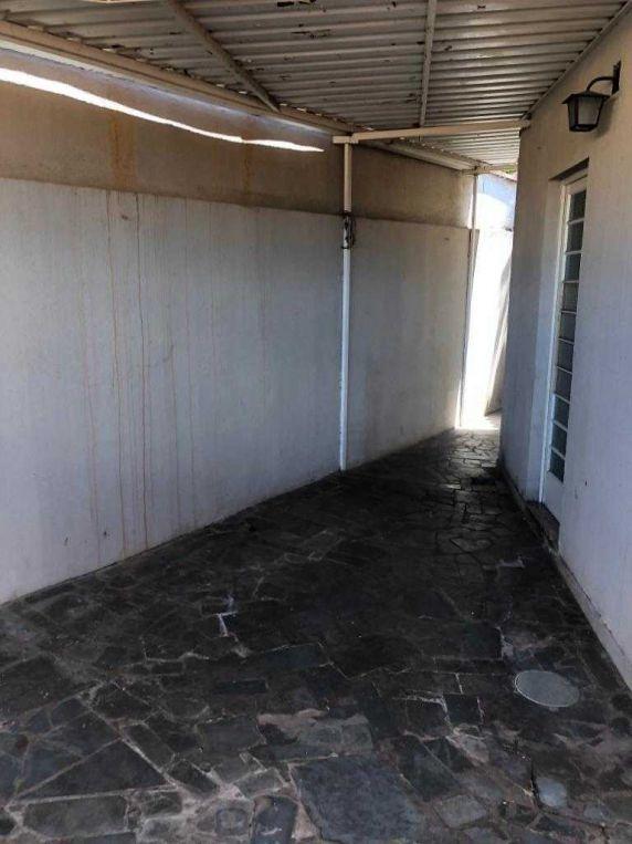 casa para alugar no jardim chapadão com 1 dormitório r$980,00 - 1372