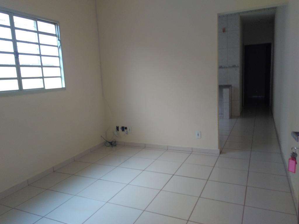 casa para aluguel, 1 dormitórios, jardim do vale ii - guaratinguetá - 856