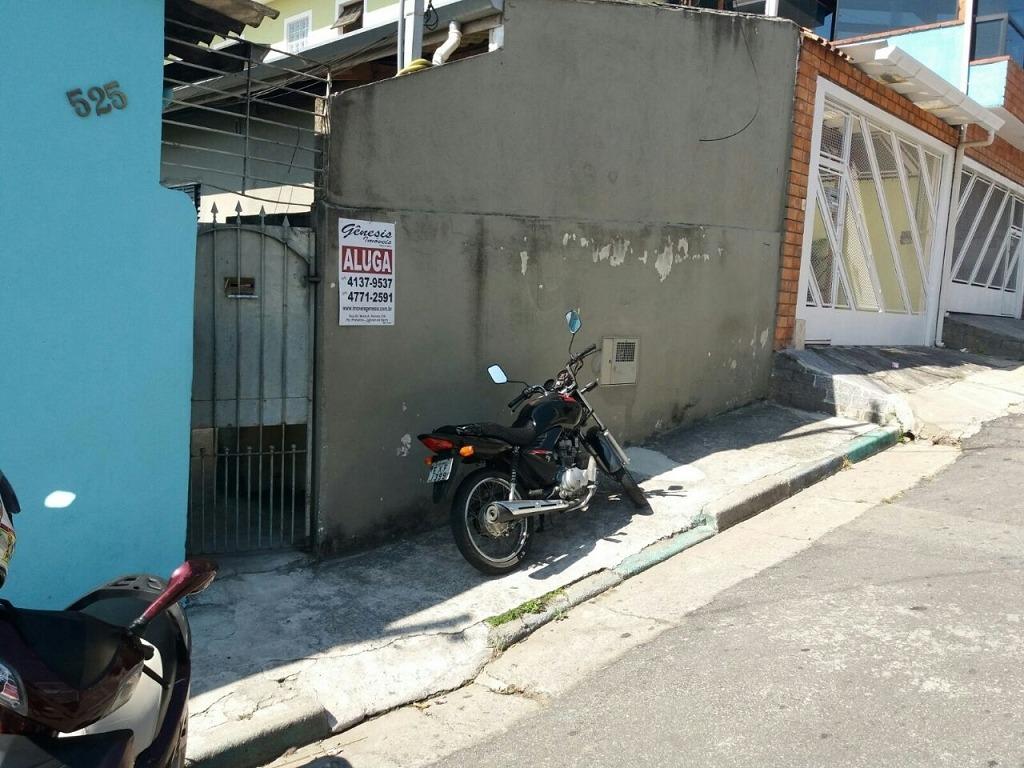 casa para aluguel, 1 dormitórios, monte kemel - são paulo - 854