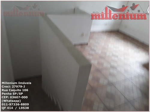casa para aluguel, 1 dormitórios, penha de frança - são paulo - 414