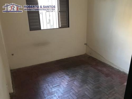 casa para aluguel, 1 dormitórios, vila iório - são paulo - 9553