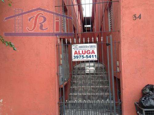 casa para aluguel, 1 dormitórios, vila mirante - são paulo - 8616