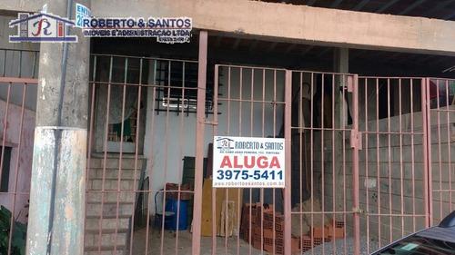 casa para aluguel, 1 dormitórios, vila zat - são paulo - 9415