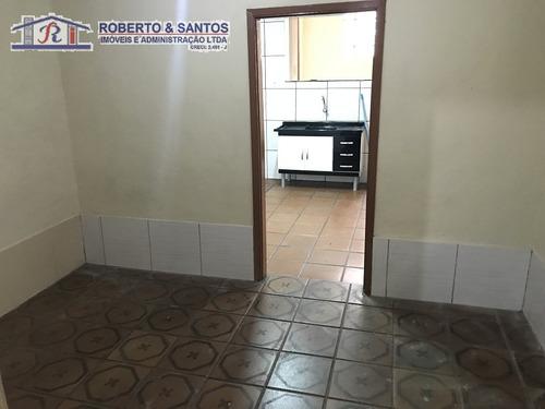casa para aluguel, 1 dormitórios, vila zat - são paulo - 9556