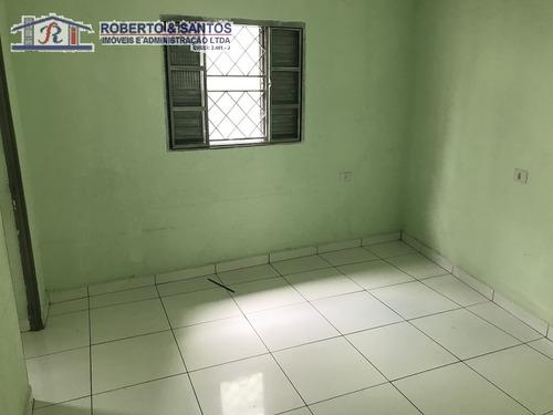 casa para aluguel, 1 dormitórios, vila zat - são paulo - 9561