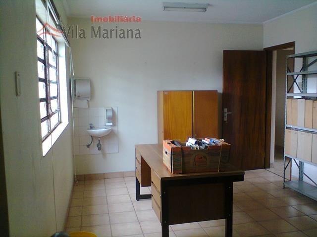 casa para aluguel, 10 dormitórios, vila clementino - são paulo - 1078