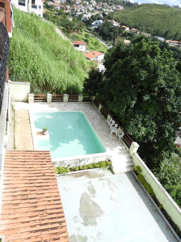 casa para aluguel, 10 quartos, 6 vagas, mangabeiras - belo horizonte/mg - 13033