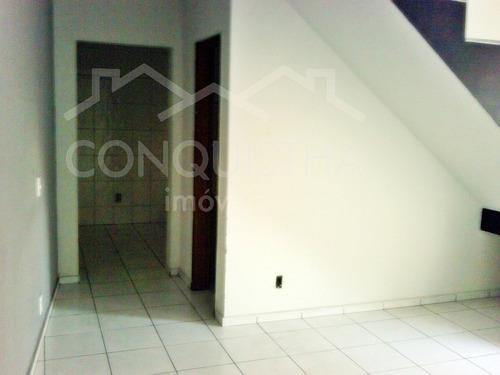 casa para aluguel, 2 dormitórios, centro - são bernardo do campo - 749