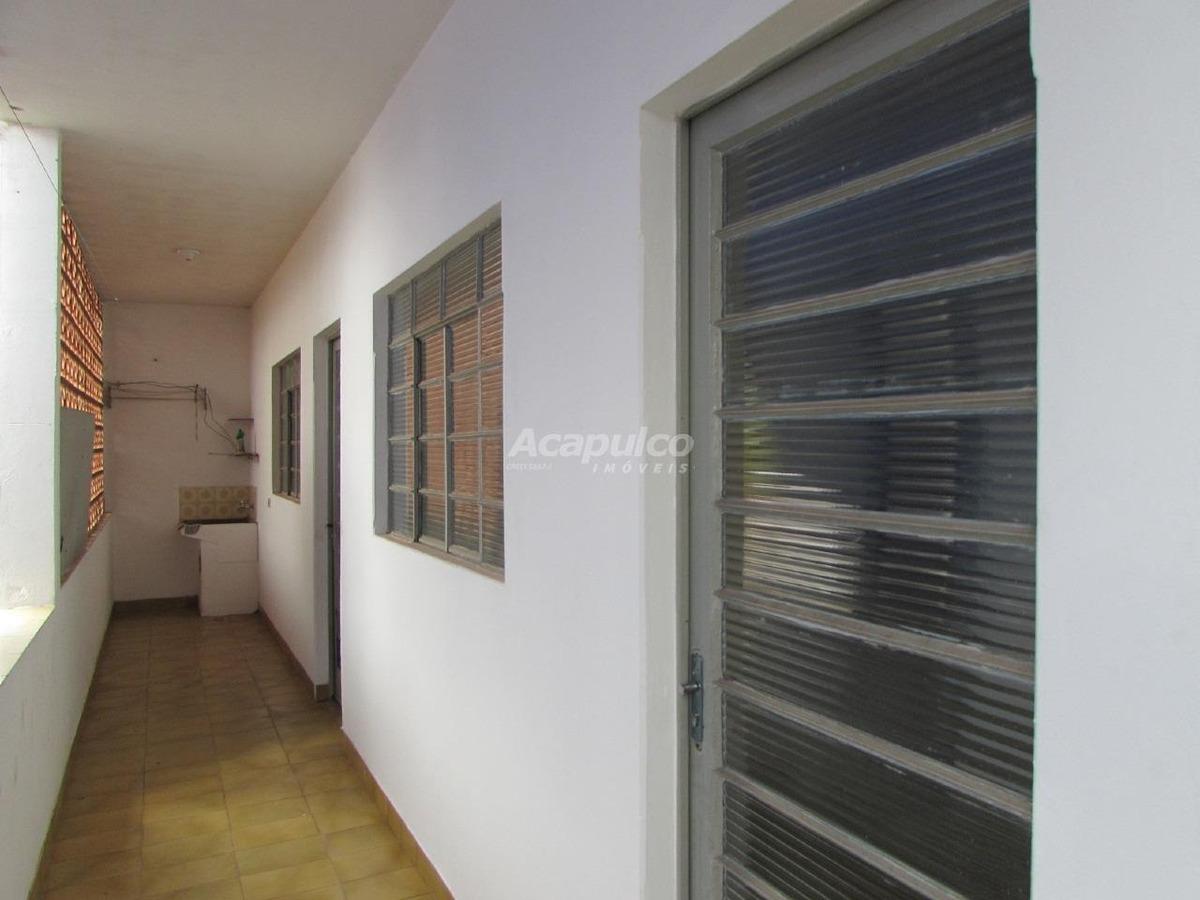casa para aluguel, 2 quartos, 1 vaga, vila galo - americana/sp - 10763