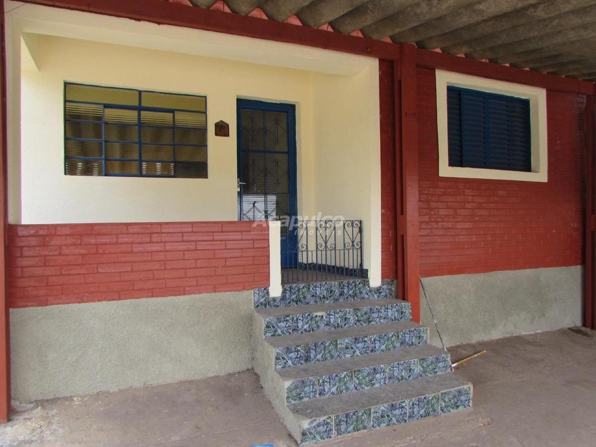 casa para aluguel, 2 quartos, 2 vagas, vila dainese - americana/sp - 10797