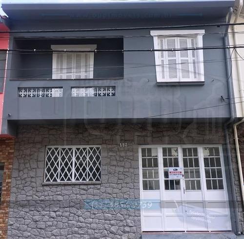 casa para aluguel, 3 dormitórios, cambuci - são paulo - 3710