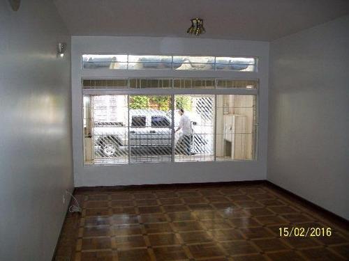 casa para aluguel, 3 dormitórios, campo belo - são paulo - 594
