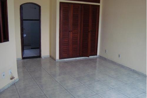 casa para aluguel, 3 dormitórios, campo do galvão - guaratinguetá - 550