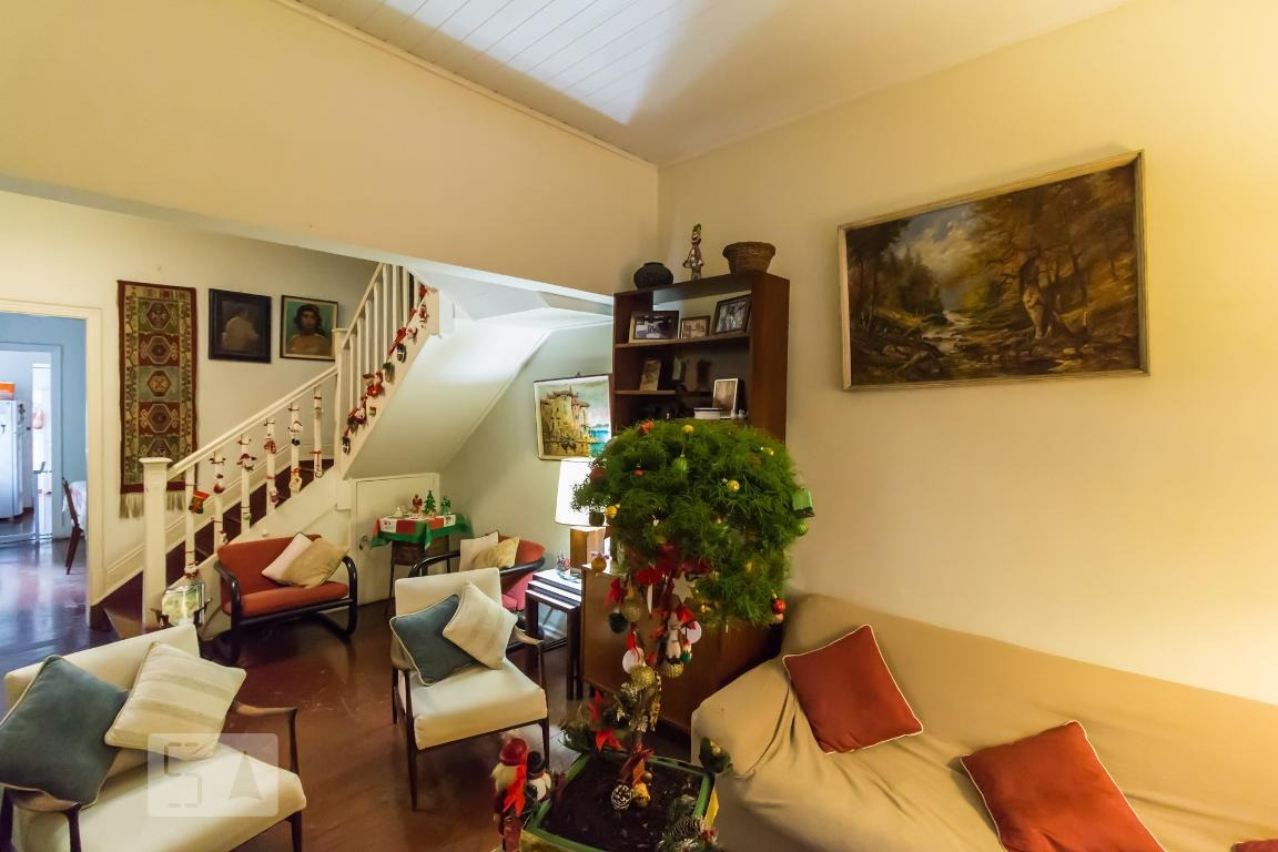 casa para aluguel - barra funda, 5 quartos,  180 - 892996659