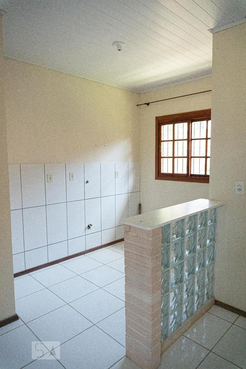 casa para aluguel - campestre, 2 quartos,  54 - 893016924