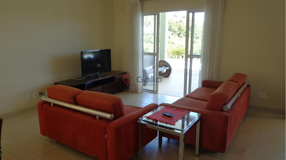 casa para aluguel em condomínio chácaras do lago - ca006810
