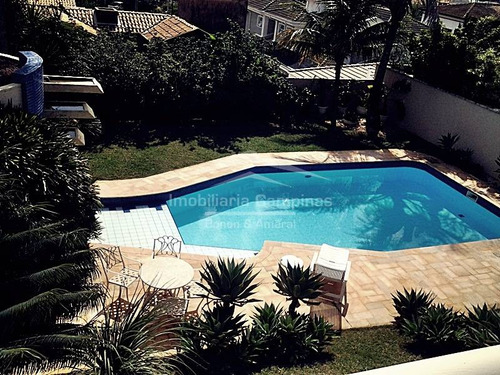 casa para aluguel em loteamento alphaville campinas - ca002171