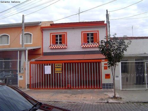 casa para aluguel em vila industrial - ca051602