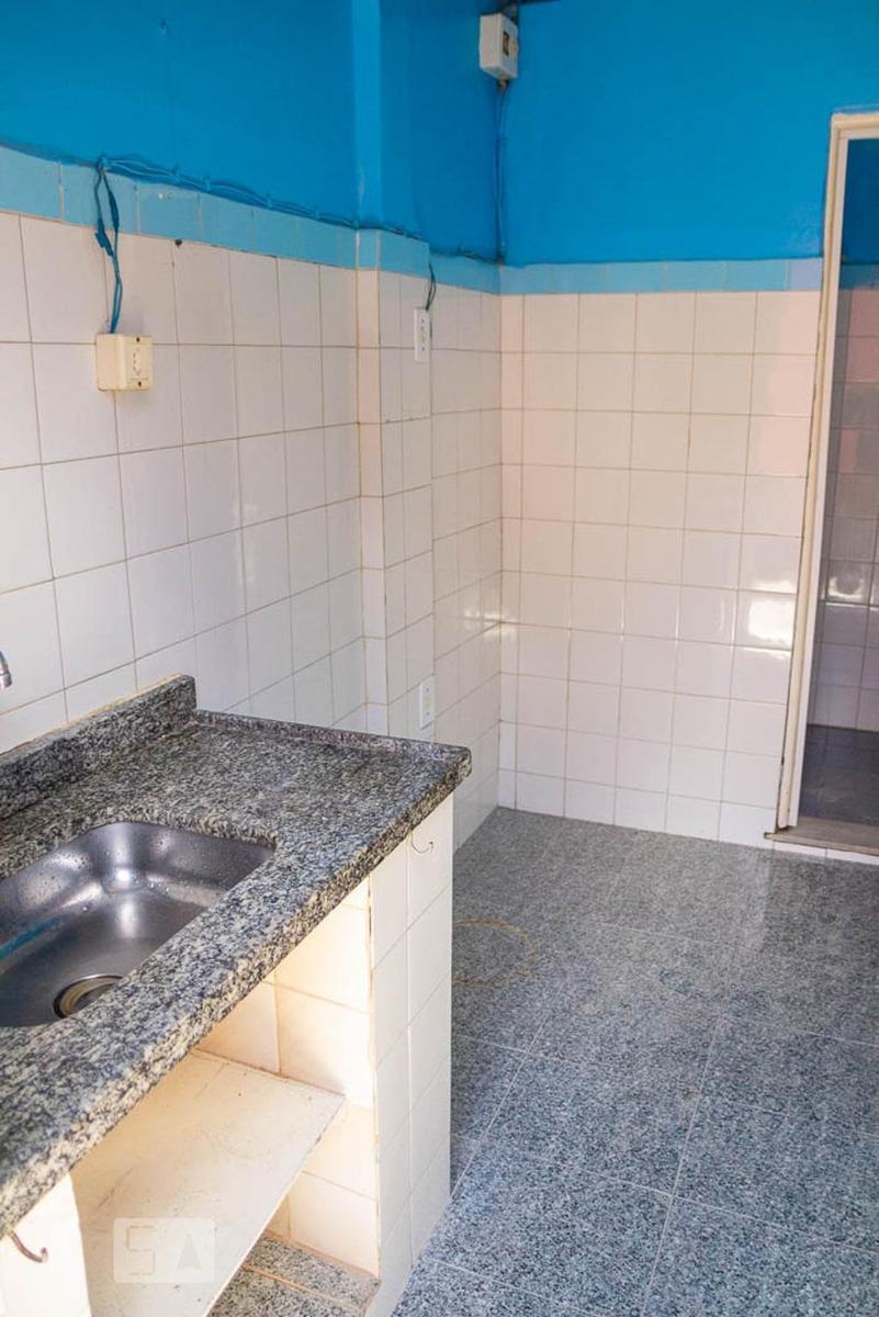 casa para aluguel - engenho novo, 1 quarto,  49 - 893037097