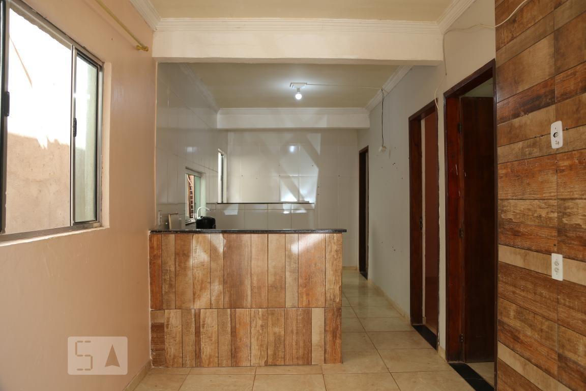 casa para aluguel - parque pinheiros, 3 quartos,  100 - 893053468