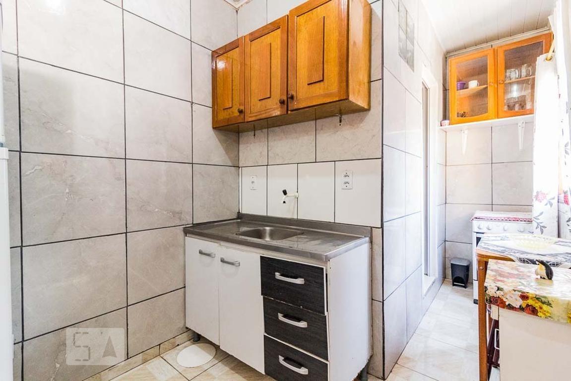 casa para aluguel - partenon, 1 quarto,  40 - 892998738