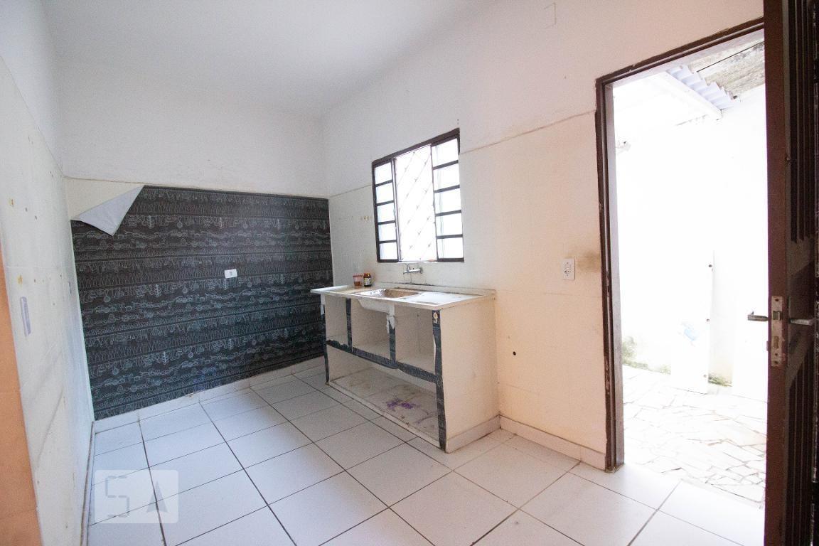 casa para aluguel - vila ede, 2 quartos,  60 - 893100696