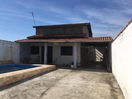 casa para financiar com piscina - 700mts mar